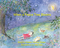 When a Peace Tree Blooms book cover